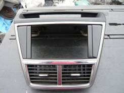 Консоль панели приборов. Subaru Exiga, YA9, YAM, YA5, YA4