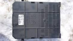 Блок предохранителей салона. Peugeot 307