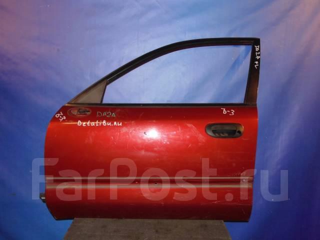 Дверь передняя левая для Mitsubishi Carisma