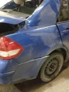 Крыло. Nissan Tiida