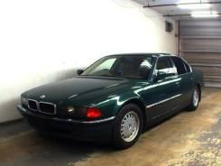 BMW 7-Series. E38, M62B35