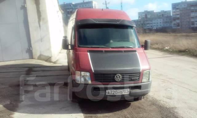 Volkswagen LT 35. Продается микроавтобус, 3 места