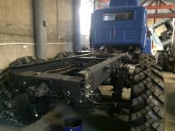 Урал. Шасси ПОД лесовоз, 2 700 куб. см., 20 000 кг.
