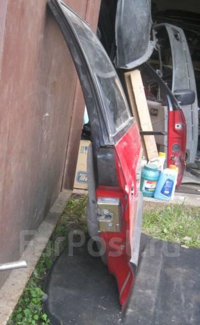 Дверь багажника. Volkswagen Passat