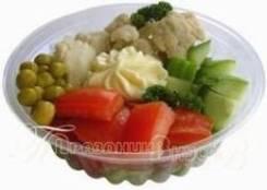 Салат «Летний» (Готовые обеды)