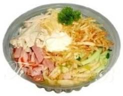 Салат «Царский» (Готовые обеды)