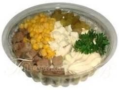 Салат «Мясной» (Готовые обеды)
