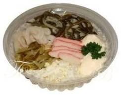 Салат «Морская жемчужина» (Готовые обеды)
