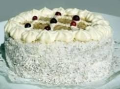 Торт печёночный (Праздничное меню)