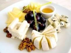 Сырная тарелка (Праздничное меню)
