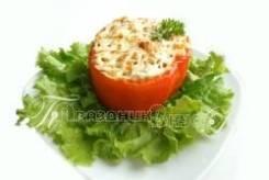 Перец фаршированный (Праздничное меню)