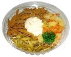 Салат «Натали» (Готовые обеды)
