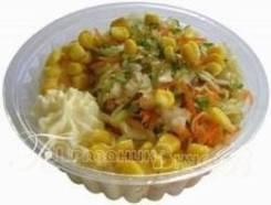 Салат «Нежный» (Готовые обеды)