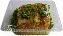 Рыба запеченная (Готовые обеды)
