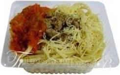 Спагетти с мясным соусом (Готовые обеды)
