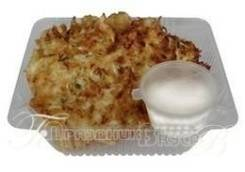 Оладьи капустные (Готовые обеды)