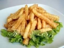 Картофель фри (Праздничное меню)