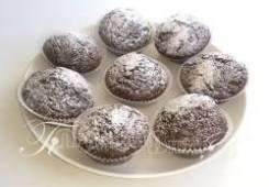 Шоколадный маффин (8 шт.) (Праздничное меню)