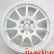 Work Emotion 11R. 6.5x15, 4x100.00, ET38, ЦО 73,1 мм.