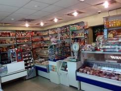 Бизнес: продовольственный магазин с комплектом торгового оборудования
