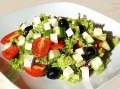 Салат «Греческий» (Праздничное меню)