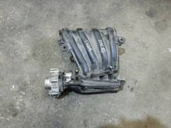 Коллектор впускной. Nissan Tiida, C11X, C11 Двигатель HR16DE