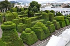 Фигуры садовые.