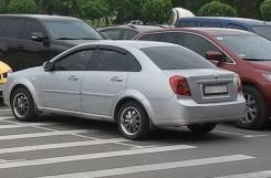 Chevrolet Lacetti. Без водителя