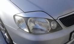 Накладка на фару. Toyota Corolla Runx, ZZE124, NZE121, NZE124, ZZE122