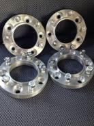 Проставки для клиренса и дисков, колесный крепеж, изготовим любые. Под заказ
