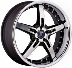 Rohana Wheels. 7.5x18, 5x114.30, ET37, ЦО 73,1мм.