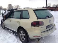Крыло заднее левое Volkswagen Touareg 2008г. CASA 3,0л TDI в наличии