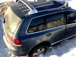 Крыло заднее правое Volkswagen Touareg 2008г. CASA 3,0л TDI в наличии
