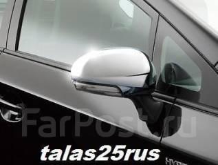 Накладка на зеркало. Toyota Ractis, NCP122, NCP120, NSP122, NSP120, NCP125