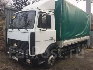 МАЗ 4370. Фургон МАЗ зубренок, 4 750 куб. см., 5 000 кг.
