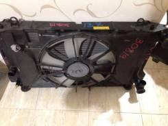 Радиатор охлаждения двигателя. Toyota Corolla, NZE141, ZRE142 Двигатель 2ZRFE