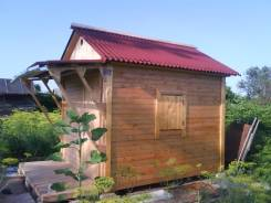 Дачный домик и беседка