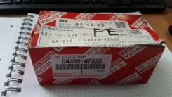 Колодка тормозная. Toyota Celica, ZZT230 Toyota Prius, NHW11 Двигатели: 1ZZFE, 1NZFXE