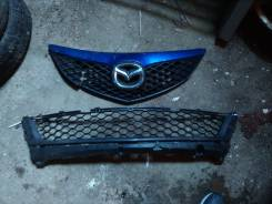 Решетка радиатора. Mazda Axela