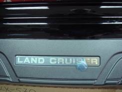 Накладка на бампер. Toyota Land Cruiser, UZJ200W, VDJ200, URJ202W, URJ200, URJ202, UZJ200 Двигатели: 3URFE, 1VDFTV, 1URFE, 2UZFE