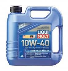 Liqui moly Super Leichtlauf. Вязкость 10W-40