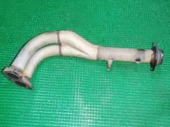 Приемная труба глушителя. Honda CR-V, RD1 Двигатель B20B