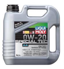Liqui moly Special Tec AA. Вязкость 0W-20, синтетическое