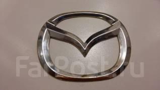 Эмблема багажника. Mazda Mazda3, BL