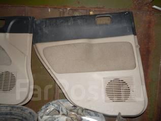 Обшивка двери. Mitsubishi Dingo, CQ1A Двигатель 4G13