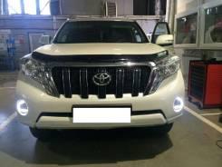 Ходовые огни. Toyota Land Cruiser Prado Toyota Camry