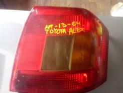 Стоп-сигнал. Toyota Allex, ZZE123, NZE121, ZZE124, NZE124, ZZE122