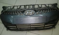 Решетка радиатора. Hyundai i30