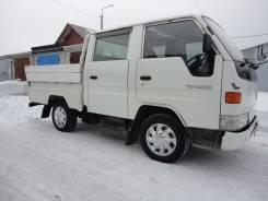Toyota Toyoace. Продам двухкабинный грузовик, 2 800 куб. см., 1 500 кг.