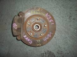 Ступица. Nissan Elgrand, ME51, E51, NE51, MNE51 Двигатели: VQ35DE, VQ25DE